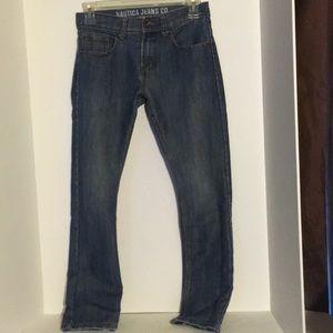 Boys Nautica 5 pocket jeans